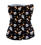 MF8 XS/SM Neck Gaiters - Ghost Skeletons Assorted
